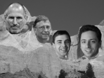 FAMOUS FIGURES OF THE TECH INDUSTRY